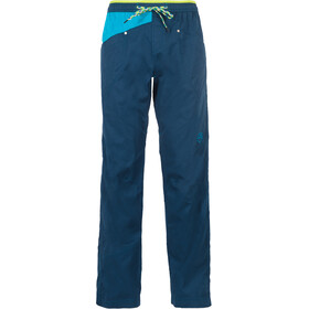 La Sportiva Bolt Pants Men Opal/Tropic Blue